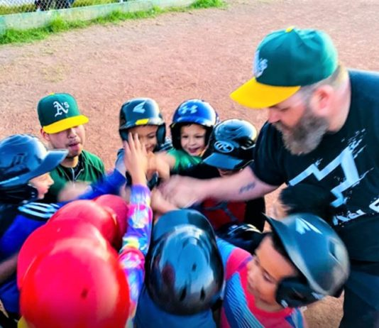 Sign up for Richmond Little League, which kicks off April 10