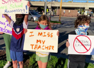 Parents to rally to reopen WCCUSD schools on anniversary of closures