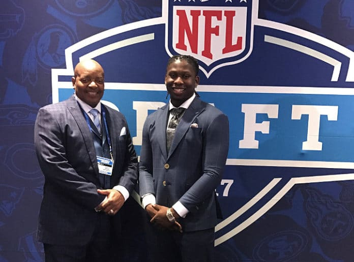 NFL player still consults with dedicated Kennedy High athletic director