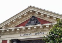 Richmond museum readies to reopen, debuts Arnauoff mural