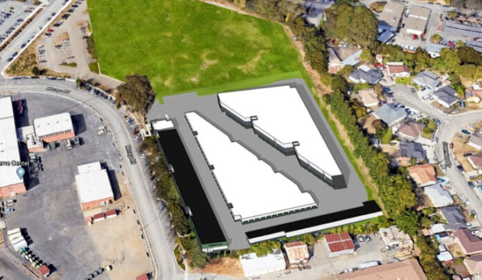 City park and self-storage facility proposed for El Portal School site