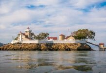 GoFundMe launched to save East Brother Light Station