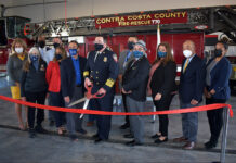 San Pablo cuts ribbon for new state-of-the-art Fire Station 70