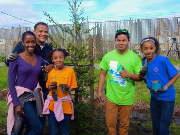 700 new trees coming to Richmond via grant-funded projects