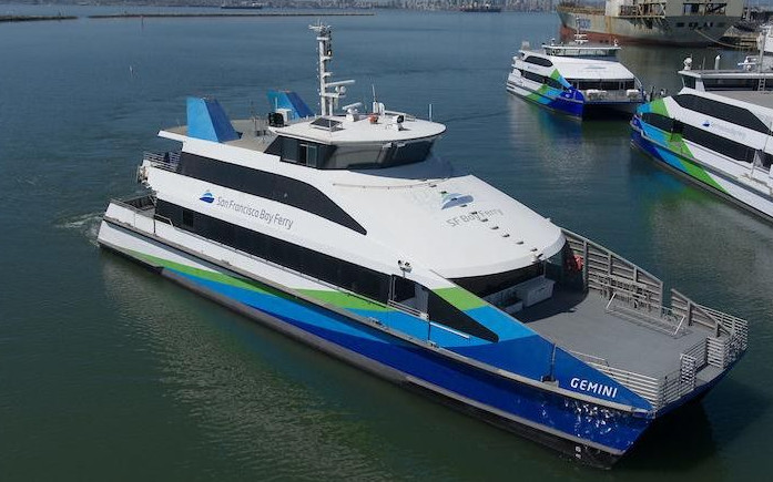 Weekend Richmond ferry service to re-launch July 3