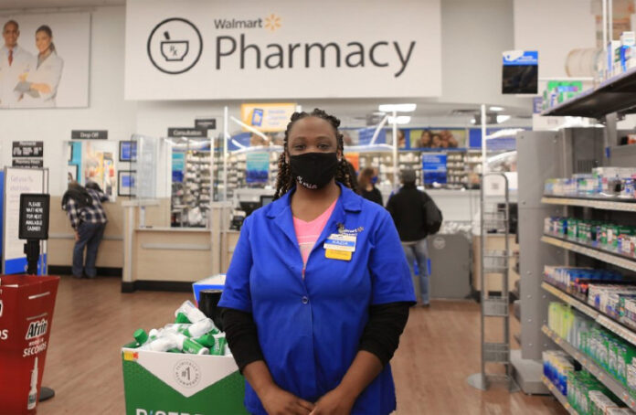 Walmart now accepting walk-in COVID-19 vaccinations