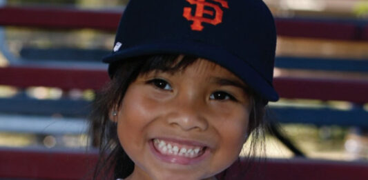 Free Junior Giants baseball & softball clinics this month; league starts in June