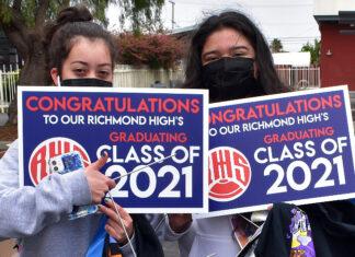 WCCUSD high school graduation schedule announced