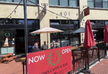 Roma Caffe and Bar opens in Point Richmond