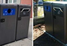 Richmond trash receptacle replacement project moving into third phase