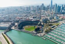 Ferry service to San Francisco Giants games resumes