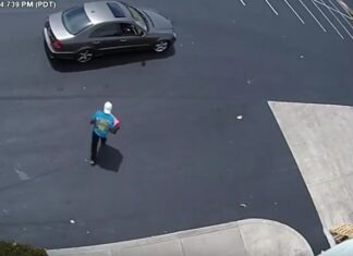 Video shows man leave El Cerrito Walgreens with $500 in stolen items
