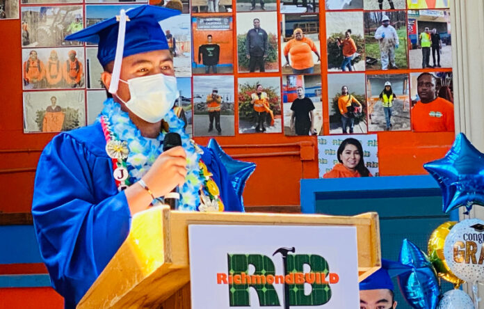 Richmond YouthBUILD's recent grads ready for construction careers