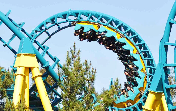 Six Flags tickets offered to Californians getting first COVID-19 vaccine
