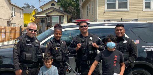 Richmond police, Walmart team to replace child's stolen birthday bike
