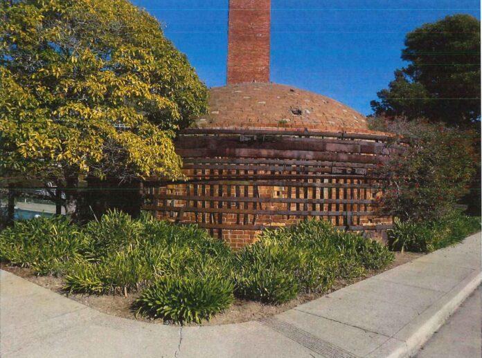 Effort underway to save Brickyard Cove's historic kilns and chimney