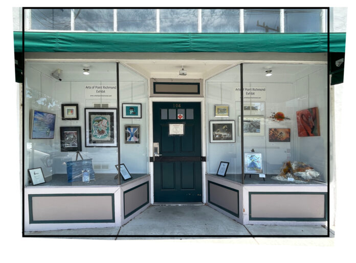 New art exhibit comes to Point Richmond post office