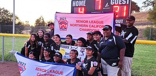 Richmond Little League softball squad fulfills NorCal title destiny