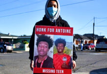 Body found in Bay believed to be missing teen Antoine Whittley