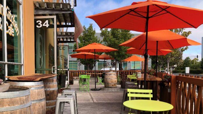 Marina Bay café to pop the cork on new Wine Garden
