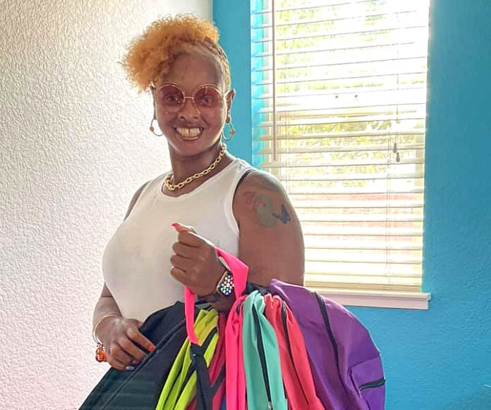 Got Goals! to distribute 200 backpacks at community Job Expo in Richmond