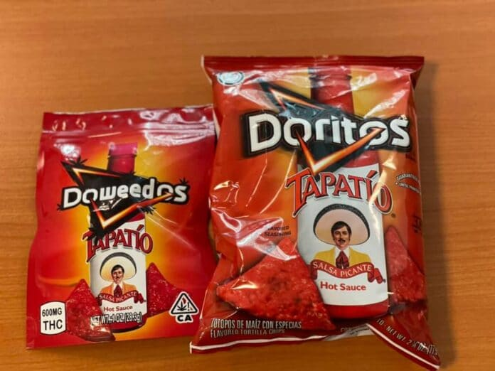 Richmond police warn families about illegal copycat cannabis snacks