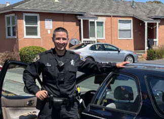 San Pablo cop earns rare milestone with 486th stolen vehicle recovery