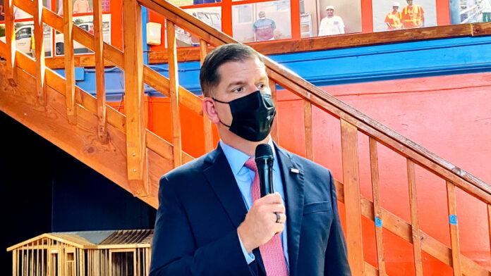 U.S. Labor Secretary visits RichmondBUILD to promote Build Back Better agenda