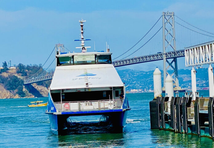 San Francisco Bay Ferry schedule released for Labor Day weekend