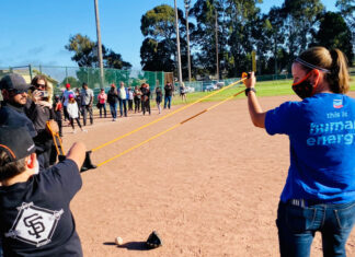 Junior Giants STEM Zone event launches field of future dreams