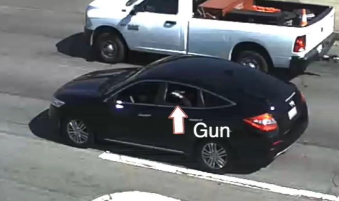 Police release surveillance video of San Pablo shooting