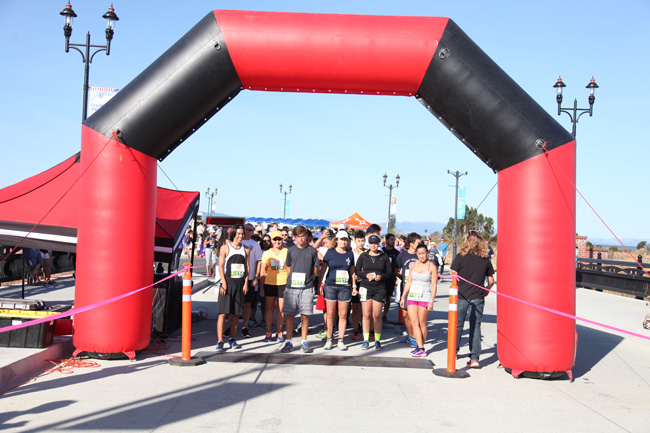 Hercules' Bay Front Run gets registration moving for kids, adults