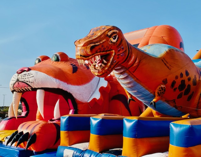 Inflatables, pony rides and fall fun return to Hilltop