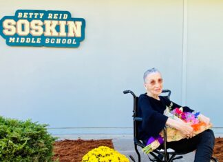 Betty Reid Soskin celebrates 100 with school named in her honor