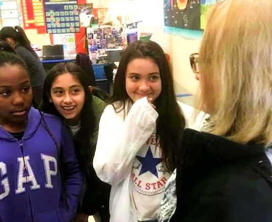 'A Space for Girls' film takes Richmond program out of this world