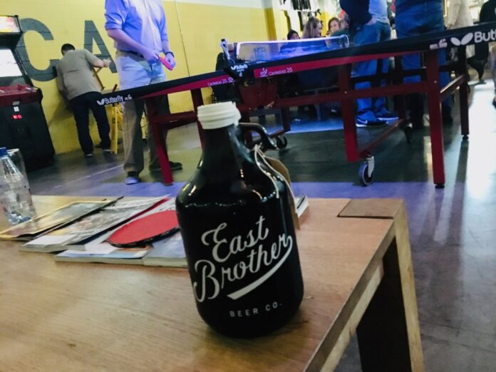 'Spooky Chamber Mixer' to get spirited at East Brother