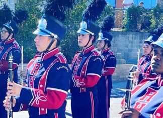 Richmond High drumline takes first place in Santa Cruz competition
